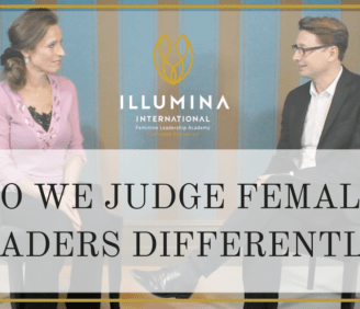 Do we judge female leaders differently?